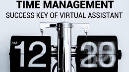 time management for virtual assistant